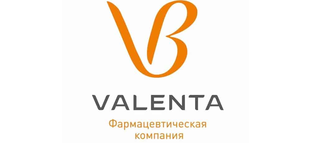 Валента лого